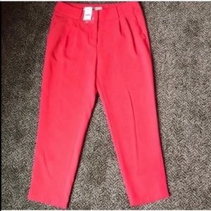 NEW WITH TAGS J. Crew Pink Dress Pants